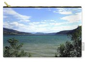 Wood Lake In Summer Carry-all Pouch
