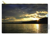 Wood Lake Sunburst Carry-all Pouch