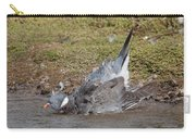 Wood Pigeon Washing Carry-all Pouch