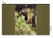 Wood-sprite Anders Zorn Carry-all Pouch