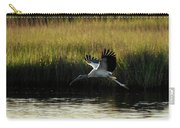 Wood Stork Winged Flight Carry-all Pouch