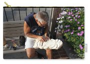 Woodcarver Carry-all Pouch
