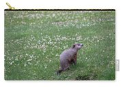 Woodchuck Carry-all Pouch