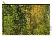 Wooded Path Carry-all Pouch