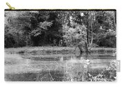 Wooded Pond Carry-all Pouch