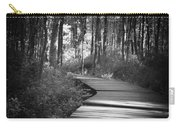 Wooded Walk Carry-all Pouch