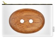 Wooden Button Carry-all Pouch