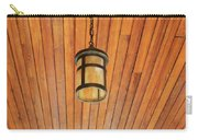 Wooden Ceiling Carry-all Pouch