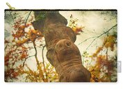 Wooden Creatures Carry-all Pouch