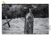 Wooden Cross  Carry-all Pouch