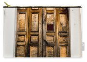 Wooden Door 1 Carry-all Pouch