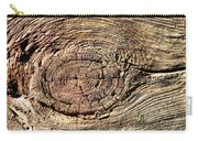 Wooden Eye 1 Carry-all Pouch