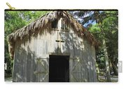 Wooden Mission Of Nombre De Dios Carry-all Pouch
