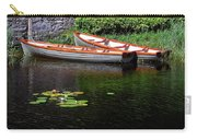 Wooden Rowboats Carry-all Pouch