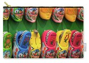 Wooden Shoes From Amsterdam Carry-all Pouch
