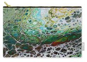 Woodland Abstract Carry-all Pouch