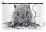 Woodland Jumping Mouse Carry-all Pouch