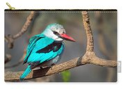 Woodland Kingfisher Halcyon Carry-all Pouch