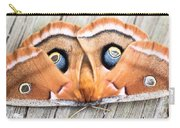 Woodland Moth Carry-all Pouch