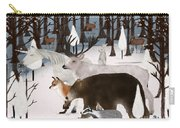 Woodland Nature Carry-all Pouch