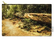 Woodland Nature Walk Carry-all Pouch