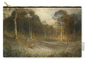 Woodlands Gay With Lady Smocks Carry-all Pouch