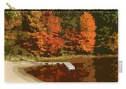Woodlands On The Lake Carry-all Pouch