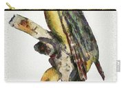 Woodpecker Red Heads Carry-all Pouch