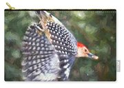 Woodpecker Wings Carry-all Pouch