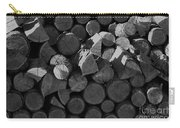 Woodpile 2 Carry-all Pouch