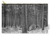 Woods In Winter, Slaley Carry-all Pouch