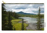 Wood's Lake Summer Landscape Carry-all Pouch