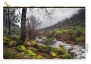 Woods Landscape Carry-all Pouch by Carlos Caetano