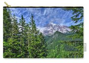 Woods Surrounding Mt. Rainier Carry-all Pouch