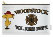 Woodstock Fire Dept Carry-all Pouch