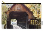 Woodstock Middle Bridge Carry-all Pouch