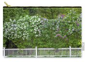 Woodstock Village Lilacs Carry-all Pouch