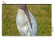 Woodstork On The Lookout Carry-all Pouch