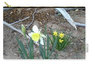Woodsy Narcissus Carry-all Pouch