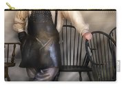 Woodworker - The Chair Maker  Carry-all Pouch