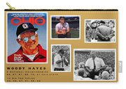 Woody Hayes Legen Five Panel Carry-all Pouch