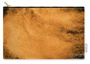 Wool Orange Carry-all Pouch