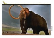 Woolly Mammoth Carry-all Pouch