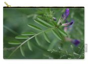 Woolly Vetch In Spring Carry-all Pouch
