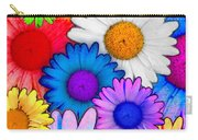 Woopsie Daisies Carry-all Pouch
