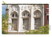Wooster Building Carry-all Pouch