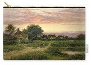 Worcestershire Cottages Carry-all Pouch
