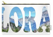 Word Art...  Colorado Carry-all Pouch
