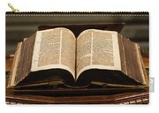 Word Of God Carry-all Pouch