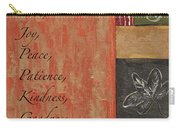 Words To Live By, Fruit Of The Spirit Carry-all Pouch